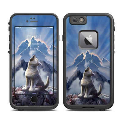 Lifeproof iPhone 6 Plus Fre Case Skin - Leader of the Pack