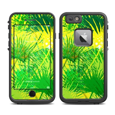 Lifeproof iPhone 6 Plus Fre Case Skin - Palms