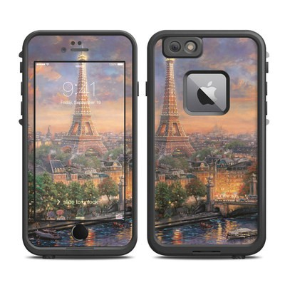 Lifeproof iPhone 6 Plus Fre Case Skin - Paris City of Love