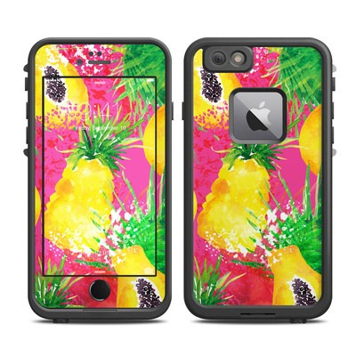 Lifeproof iPhone 6 Plus Fre Case Skin - Passion Fruit