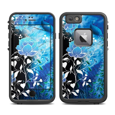 Lifeproof iPhone 6 Plus Fre Case Skin - Peacock Sky
