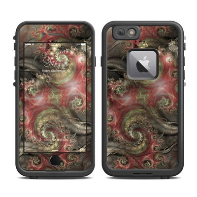 Lifeproof iPhone 6 Plus Fre Case Skin - Reaching Out