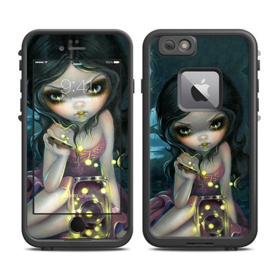Lifeproof iPhone 6 Plus Fre Case Skin - Releasing Fireflies