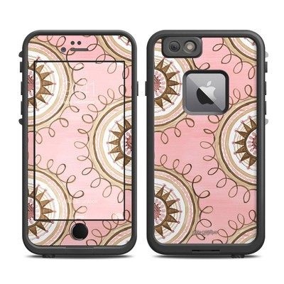 Lifeproof iPhone 6 Plus Fre Case Skin - Retro Glam