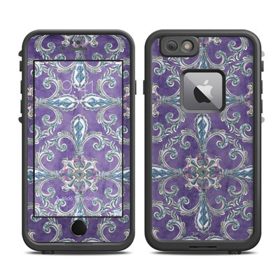 Lifeproof iPhone 6 Plus Fre Case Skin - Royal Crown