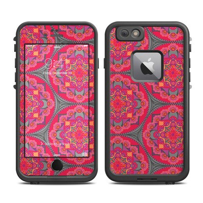 Lifeproof iPhone 6 Plus Fre Case Skin - Ruby Salon