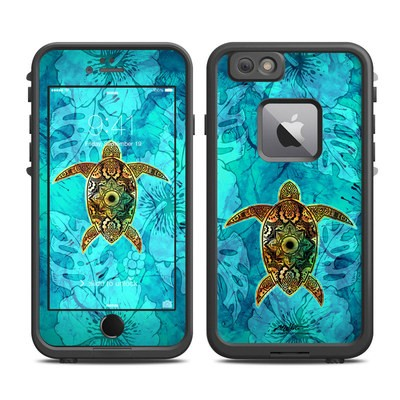 Lifeproof iPhone 6 Plus Fre Case Skin - Sacred Honu