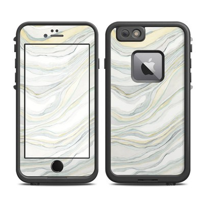 Lifeproof iPhone 6 Plus Fre Case Skin - Sandstone