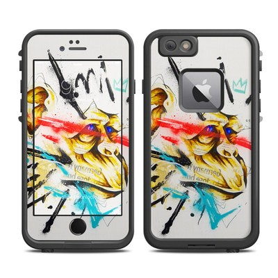 Lifeproof iPhone 6 Plus Fre Case Skin - Saru