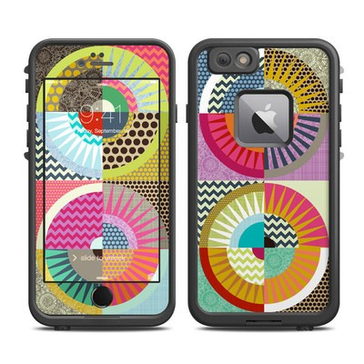 Lifeproof iPhone 6 Plus Fre Case Skin - Seaview Beauty