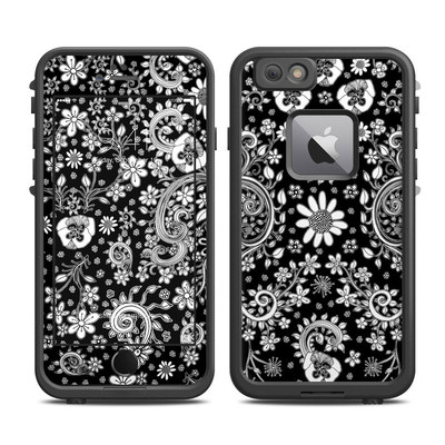 Lifeproof iPhone 6 Plus Fre Case Skin - Shaded Daisy