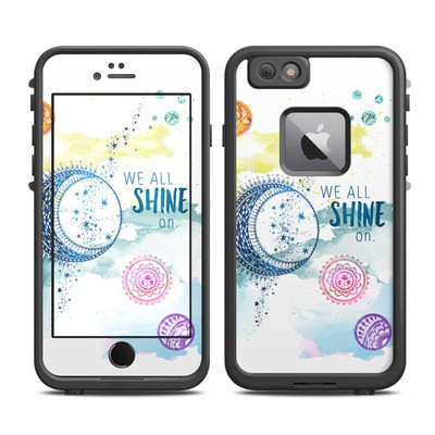 Lifeproof iPhone 6 Plus Fre Case Skin - Shine On