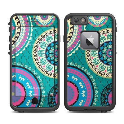 Lifeproof iPhone 6 Plus Fre Case Skin - Silk Road