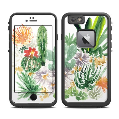 Lifeproof iPhone 6 Plus Fre Case Skin - Sonoran Desert