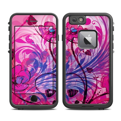 Lifeproof iPhone 6 Plus Fre Case Skin - Spring Breeze