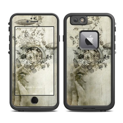 Lifeproof iPhone 6 Plus Fre Case Skin - Steamtime