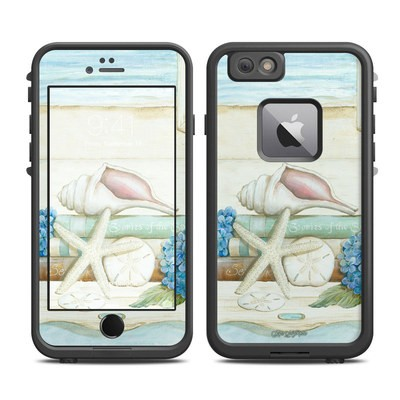 Lifeproof iPhone 6 Plus Fre Case Skin - Stories of the Sea