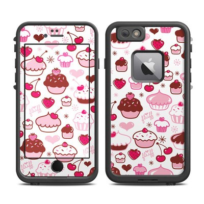 Lifeproof iPhone 6 Plus Fre Case Skin - Sweet Shoppe
