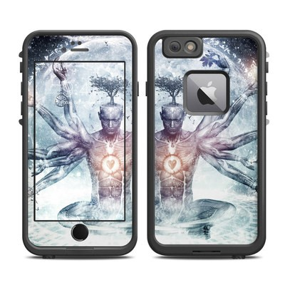 Lifeproof iPhone 6 Plus Fre Case Skin - The Dreamer