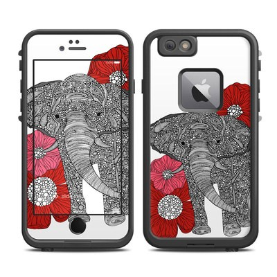 Lifeproof iPhone 6 Plus Fre Case Skin - The Elephant