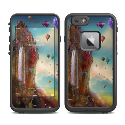 Lifeproof iPhone 6 Plus Fre Case Skin - The Festival