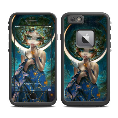Lifeproof iPhone 6 Plus Fre Case Skin - The Moon