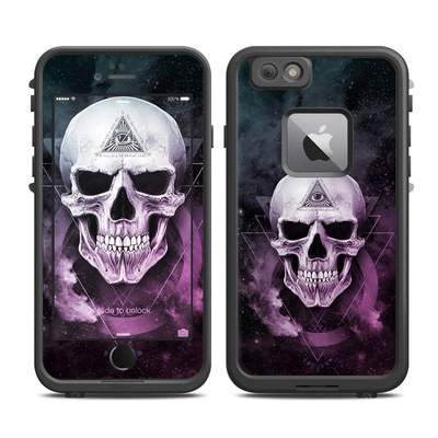 Lifeproof iPhone 6 Plus Fre Case Skin - The Void