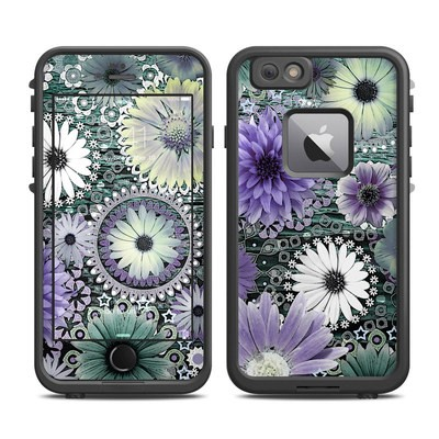 Lifeproof iPhone 6 Plus Fre Case Skin - Tidal Bloom
