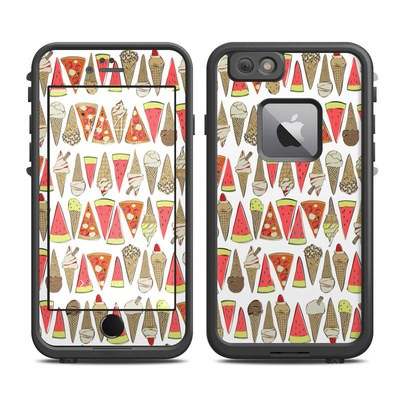 Lifeproof iPhone 6 Plus Fre Case Skin - Treats