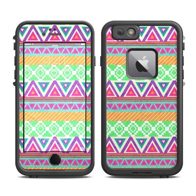 Lifeproof iPhone 6 Plus Fre Case Skin - Tribe