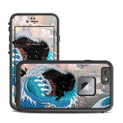 Lifeproof iPhone 6 Plus Fre Case Skin - Unstoppabull