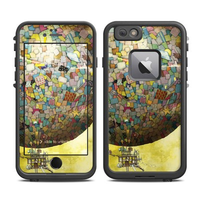 Lifeproof iPhone 6 Plus Fre Case Skin - Up Up and Away
