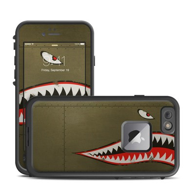Lifeproof iPhone 6 Plus Fre Case Skin - USAF Shark
