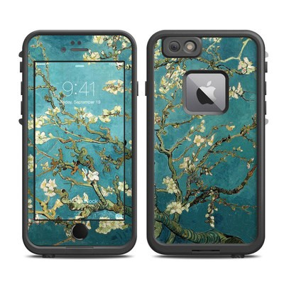 Lifeproof iPhone 6 Plus Fre Case Skin - Blossoming Almond Tree