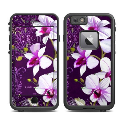 Lifeproof iPhone 6 Plus Fre Case Skin - Violet Worlds