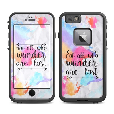 Lifeproof iPhone 6 Plus Fre Case Skin - Wander