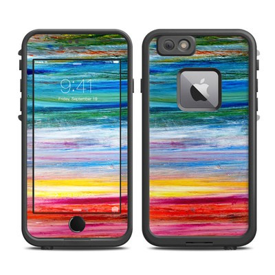 Lifeproof iPhone 6 Plus Fre Case Skin - Waterfall