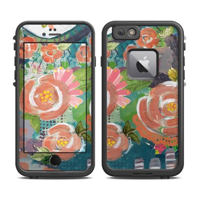 Lifeproof iPhone 6 Plus Fre Case Skin - Wild and Free