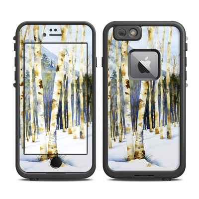Lifeproof iPhone 6 Plus Fre Case Skin - Winter Solstice