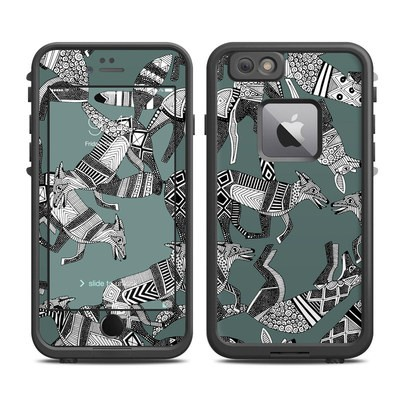 Lifeproof iPhone 6 Plus Fre Case Skin - Woodland Fox