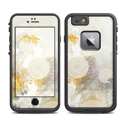 Lifeproof iPhone 6 Plus Fre Case Skin - White Velvet