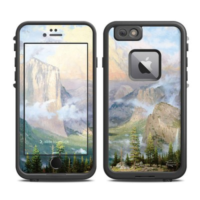 Lifeproof iPhone 6 Plus Fre Case Skin - Yosemite Valley
