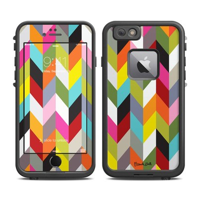 Lifeproof iPhone 6 Plus Fre Case Skin - Ziggy Condensed