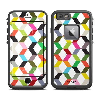 Lifeproof iPhone 6 Plus Fre Case Skin - Ziggy Cube