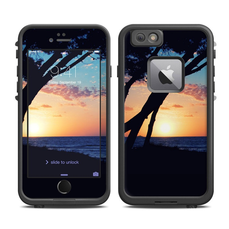 Lifeproof iphone 6 plus fre case skin mallorca sunrise by andreas