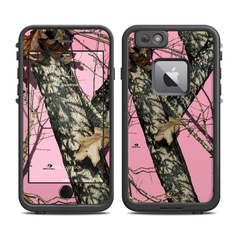 Lifeproof iPhone 6 Plus Fre Case Skin - Break-Up Pink by Mossy Oak ... d4bf21cc1