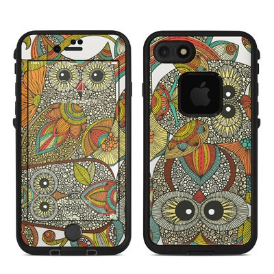 Lifeproof iPhone 7 Fre Case Skin - 4 owls