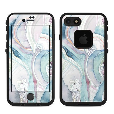 Lifeproof iPhone 7 Fre Case Skin - Abstract Organic