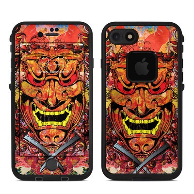Lifeproof iPhone 7 Fre Case Skin - Asian Crest