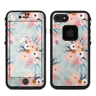 Lifeproof iPhone 7-8 Fre Case Skin - Ada Garden